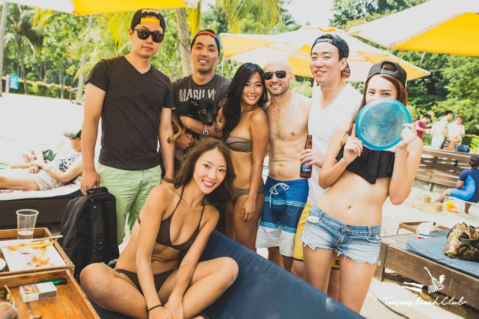 Kane Ian @ Animal Lovers League Adoption Drive - Tanjong Beach Club (Sept 27th) 32