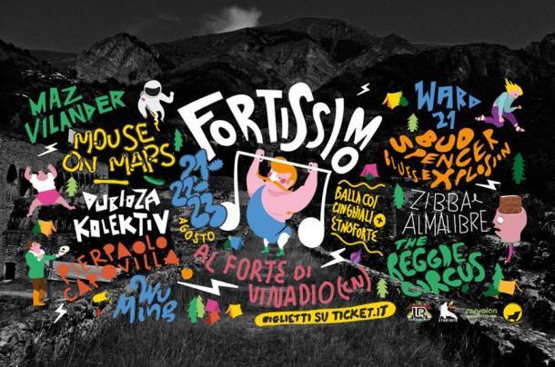 Francesco Carrieri @ Fortissimo Festival, Italy (22nd August 2015)
