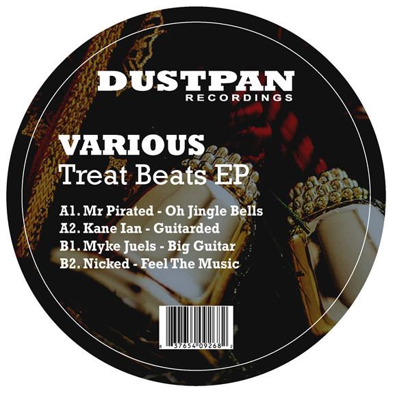 Various - Treat Beats EP - Dustpan Recordings