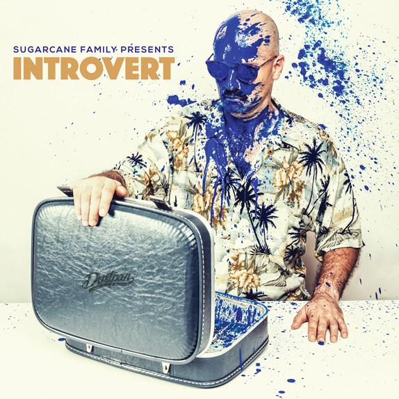 Sugarcane Family - Introvert - Dustpan Recordings (574)