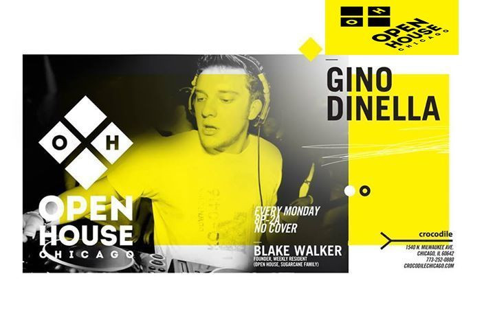 Blake Walker @ Open House Chicago (18th July)