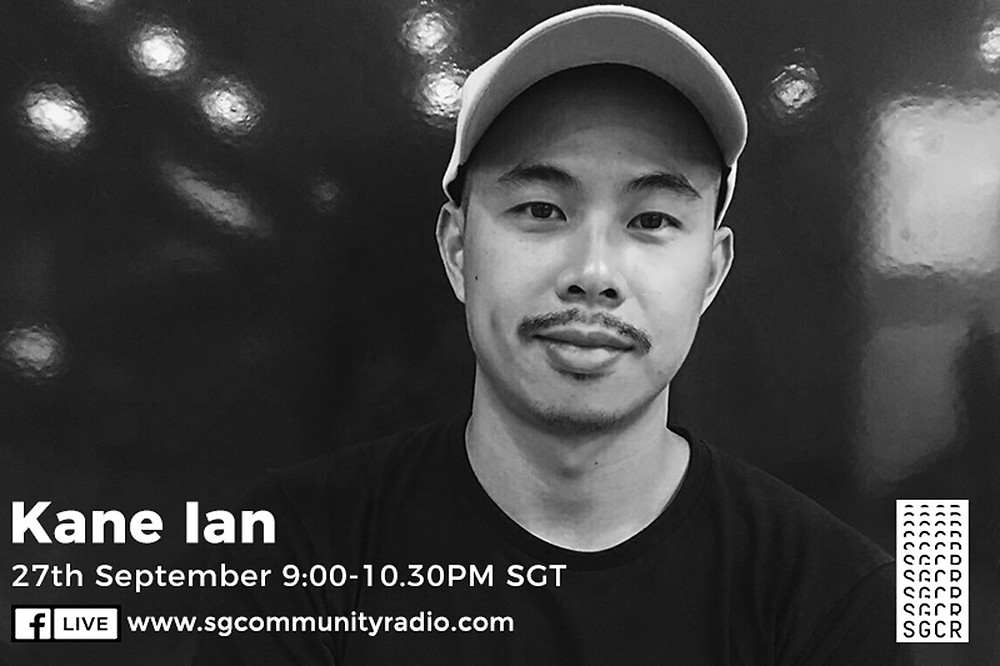 Singapore Community Radio - Kane Ian