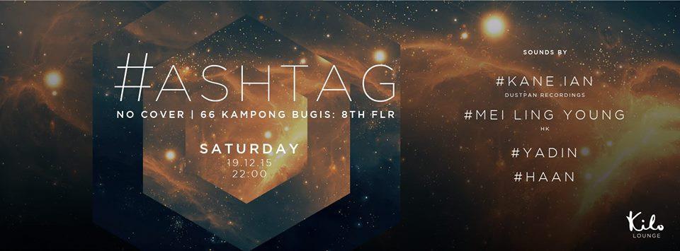DJ Kane Ian @ Kilo, Singapore (19th December)