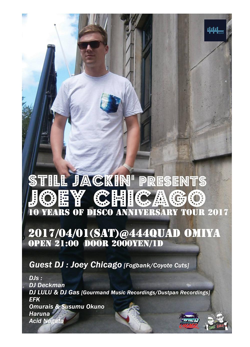 Still Jackin' Presents Joey Chicago