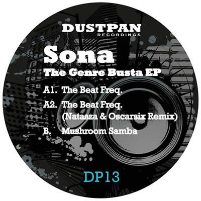 Sona The Genre Busta EP