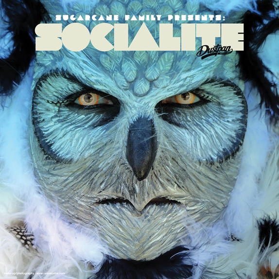 Sugarcane Family - Socalite - Dustpan Recordings