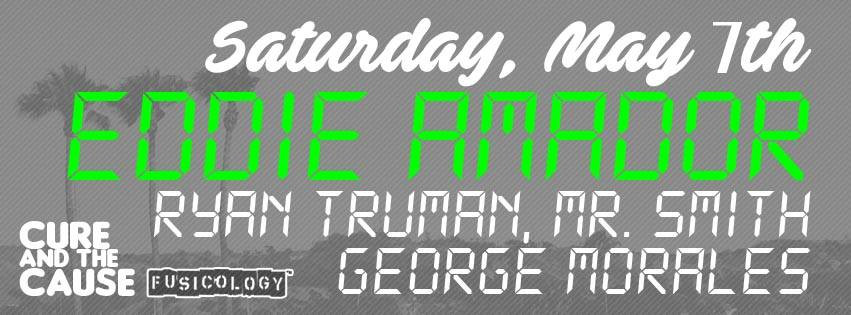 Disco Does It presents Ryan Truman @ Cure And The Cause (May 7th)