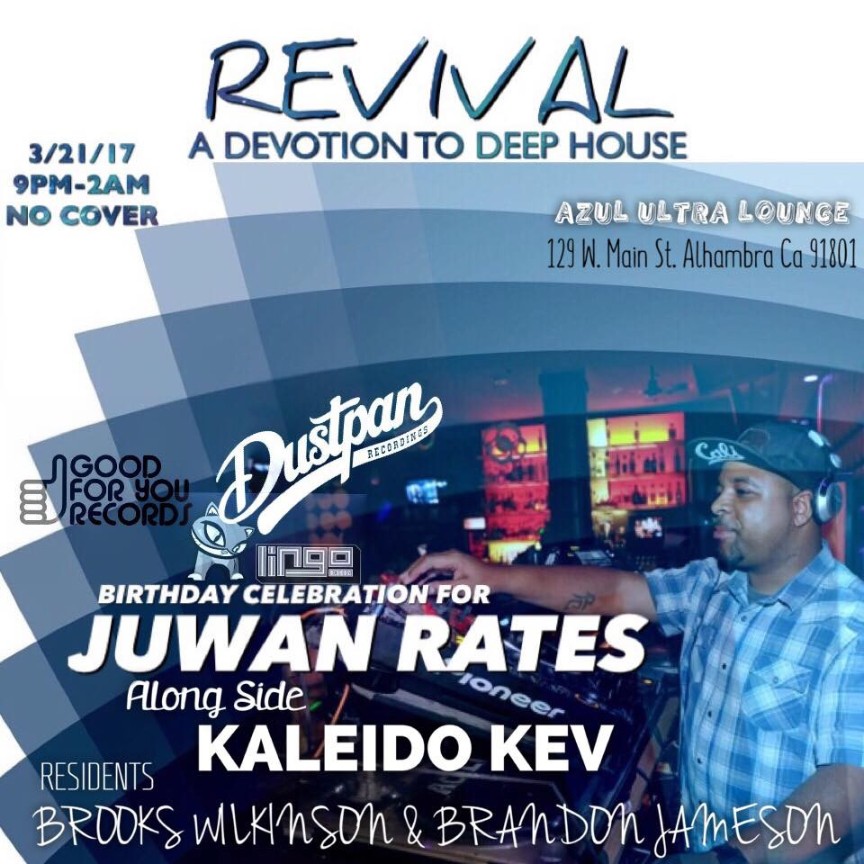 Revival Feat. Juwan Rates : Kaleido