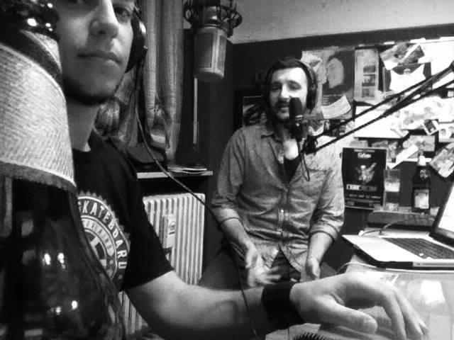 Francesco Carrieri - Never Heard It - TRS Radio