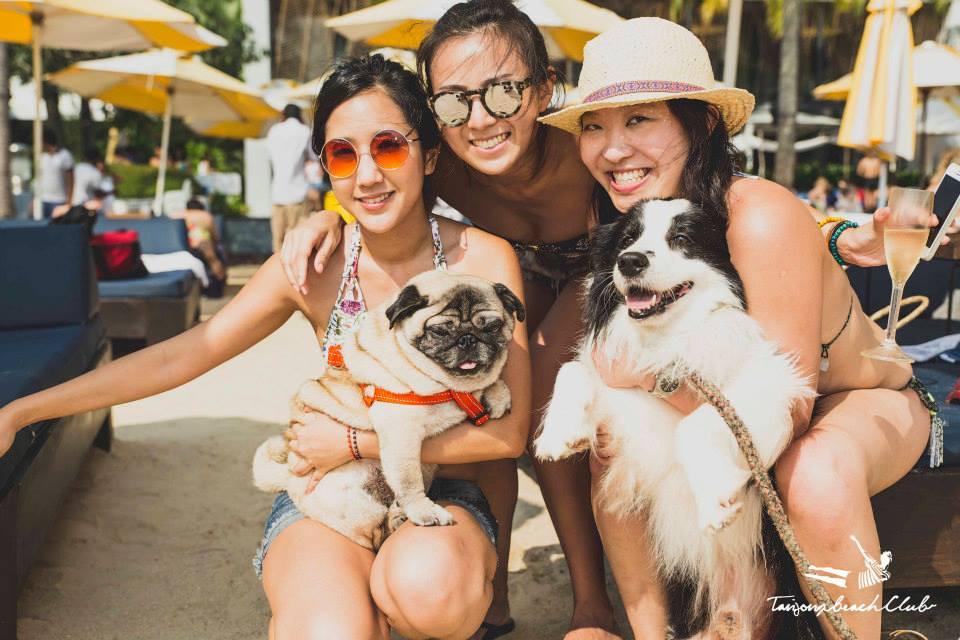 Kane Ian @ Animal Lovers League Adoption Drive - Tanjong Beach Club (Sept 27th) 4