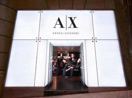 A/X ARMANI EXCHANGE FEAT. KANE IAN
