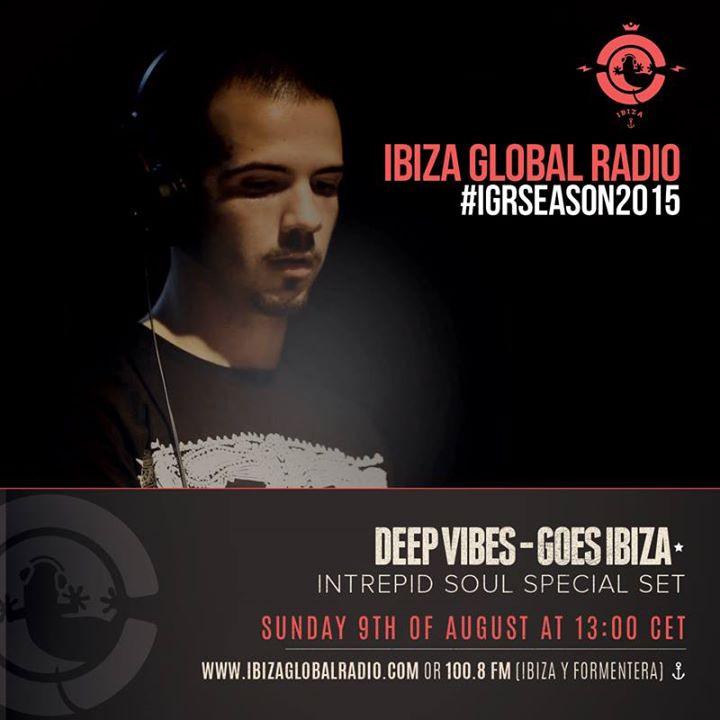 TBF @ Ibiza Global Radio (9th August 2015)
