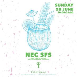 Nec SFS @ Filotimos, Greece