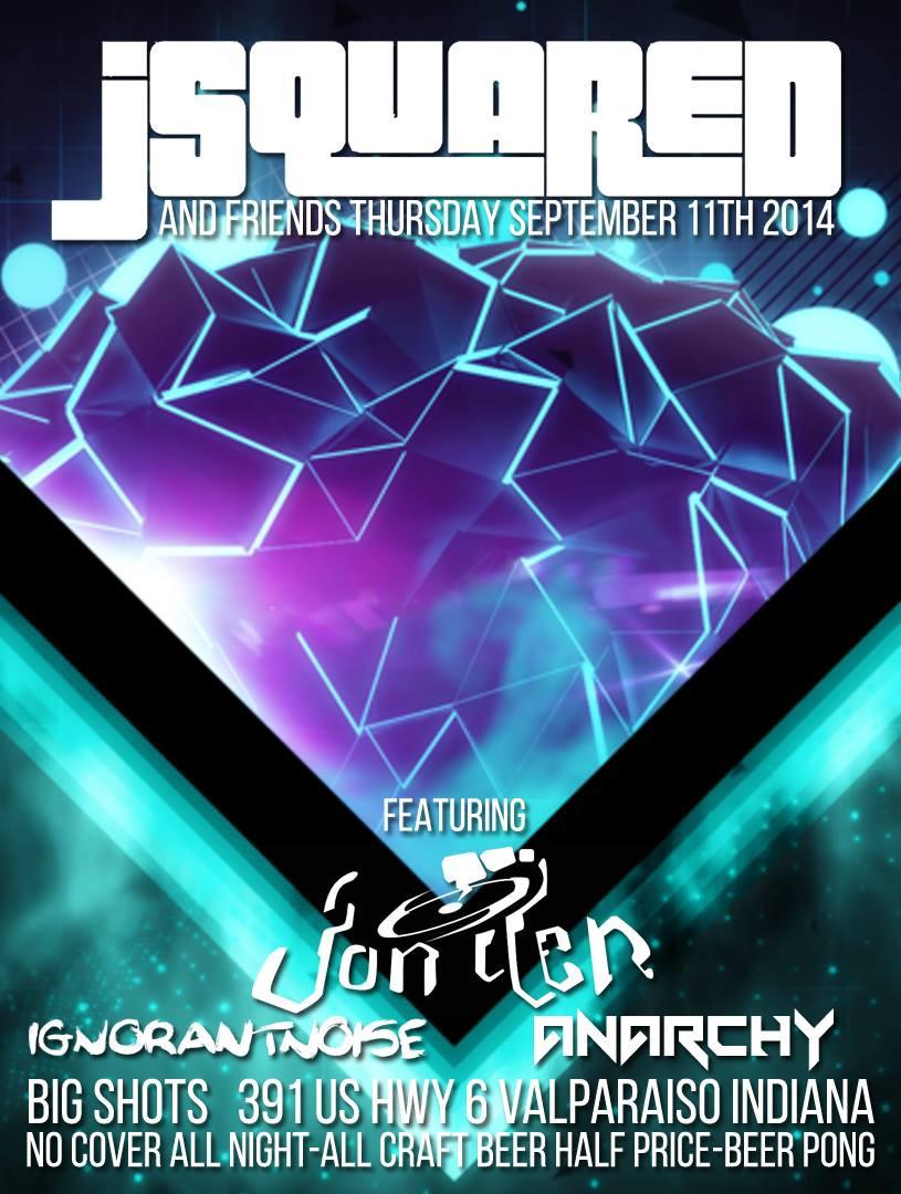 Jon Iler @ J Squared & Friends Thursdays - Valparaiso, Indiana USA