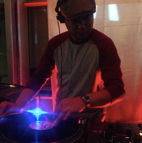 Cyril Yarisantos on AMW.FM (Amsterdam's Most Wanted)