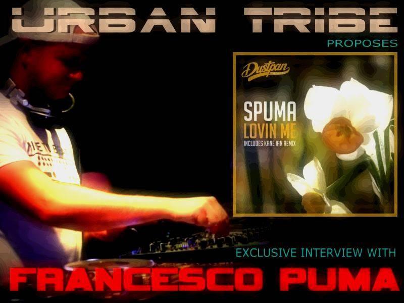 Spuma on Urban Tribe Radio, Italy