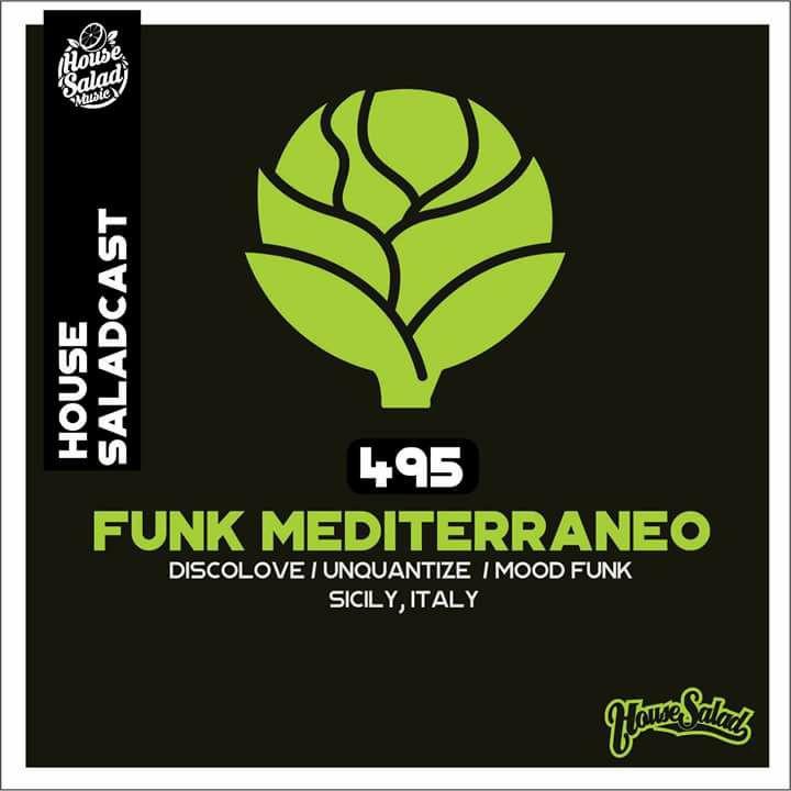 Funk Mediterraneo - House Saladcast #495