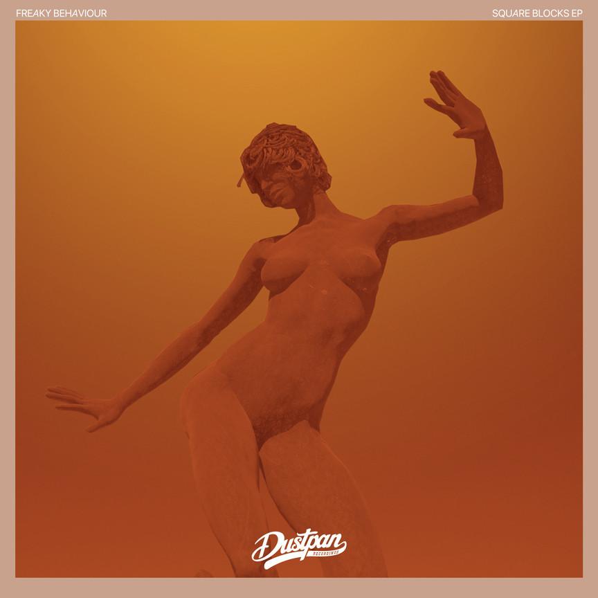 Freaky Behaviour - Square Blocks EP - Dustpan Recordings
