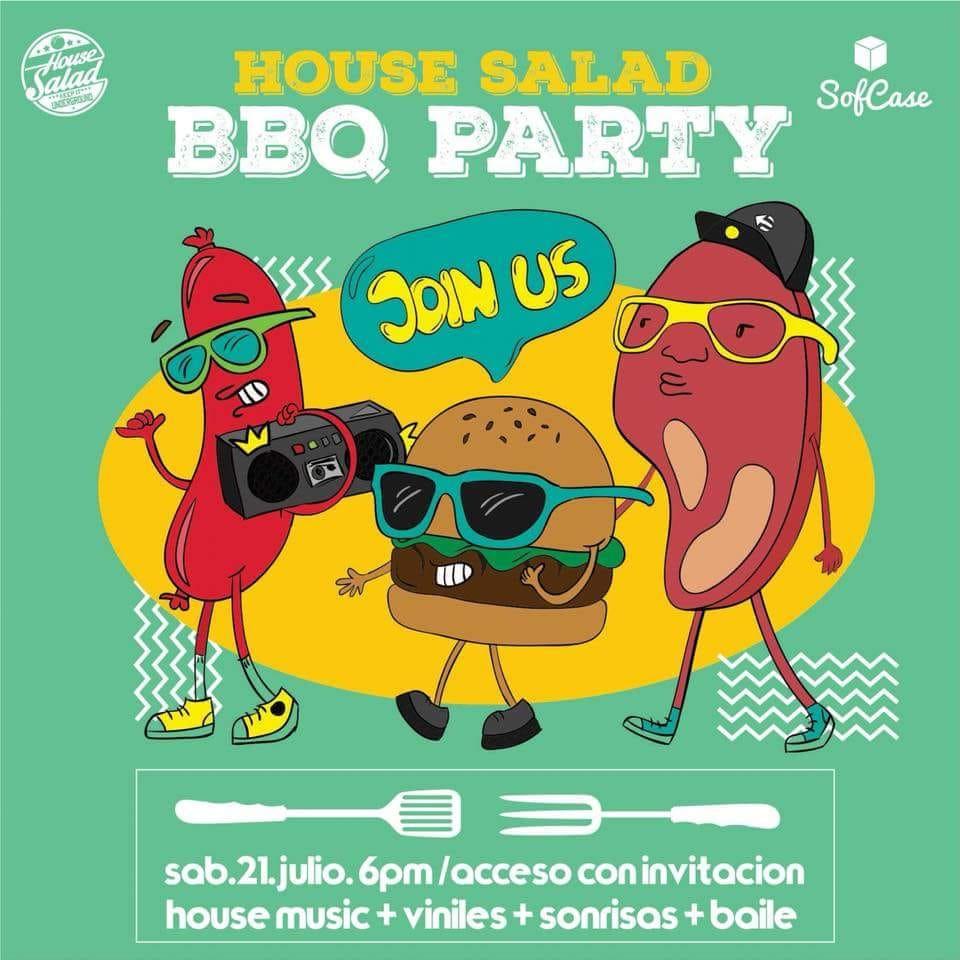 Big Pack - House Salad Music- Dustpan Recordings