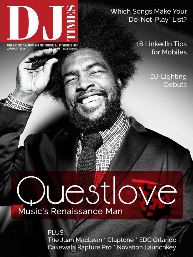 Demarkus Lewis - DJ Times Magazine