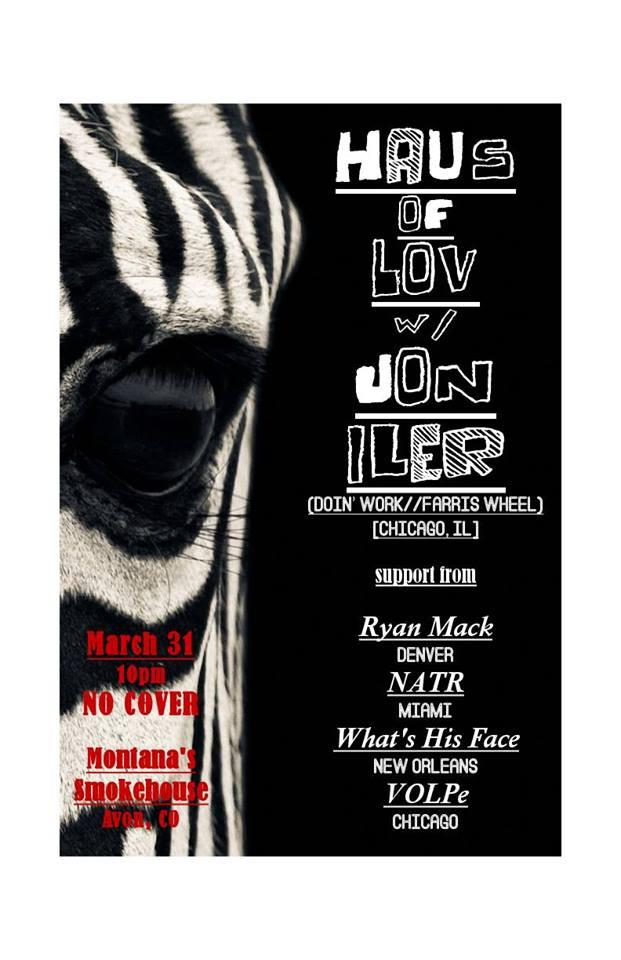 Haus of Lov With Jon Iler