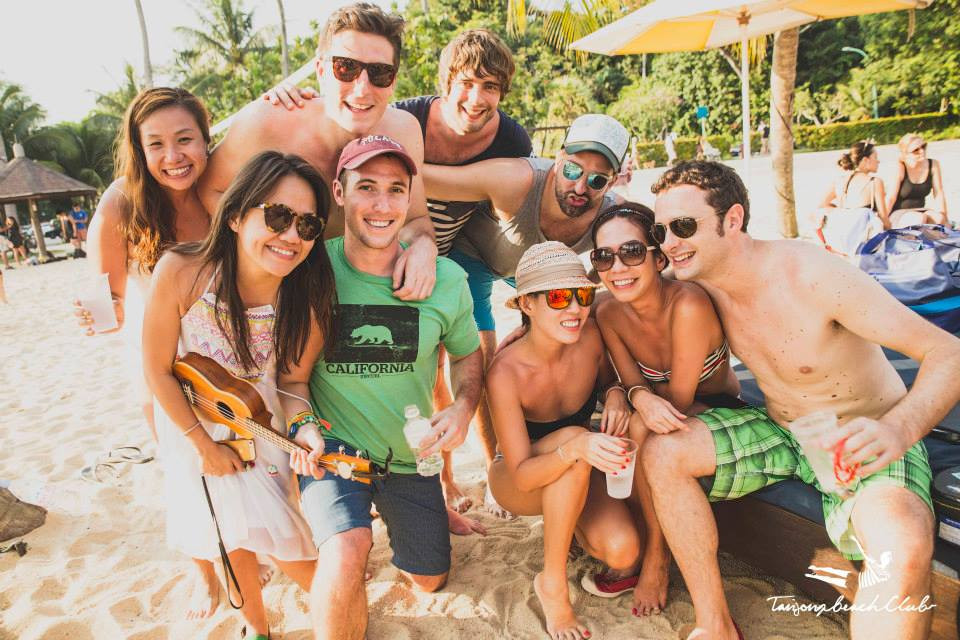 Kane Ian @ Animal Lovers League Adoption Drive - Tanjong Beach Club (Sept 27th) 26