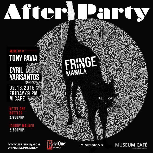 Cyril Yarisantos @ Museum Cafe - Manila (13th Feb 2015)