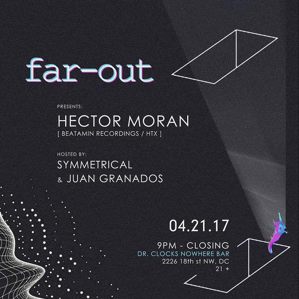 Far-Out presents Hector Moran