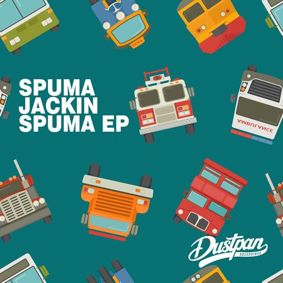 Spuma - Jackin Spuma EP - Dustpan Recordings Web