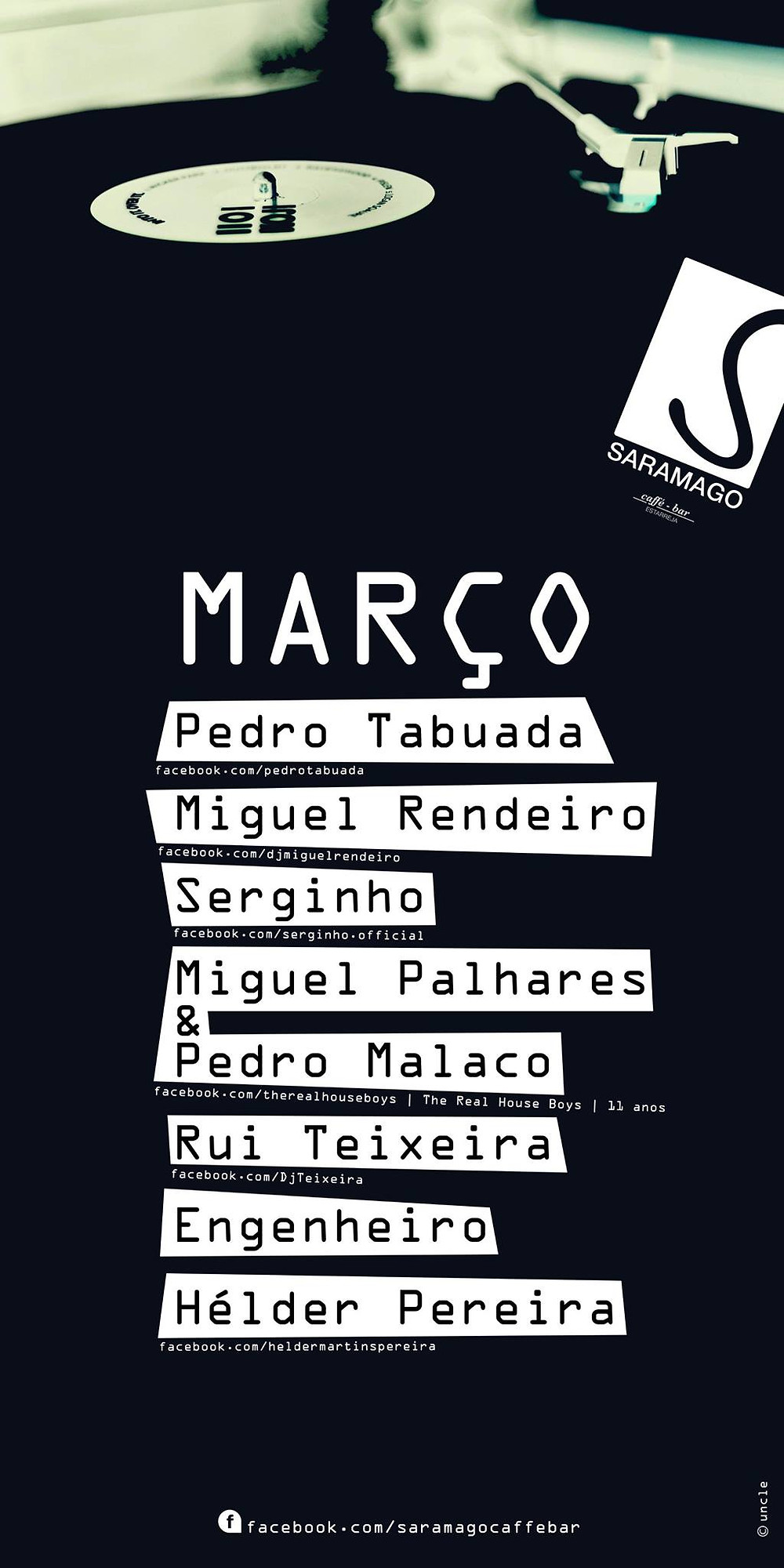 Miguel Palhares @ Saramago, Portugal (March)