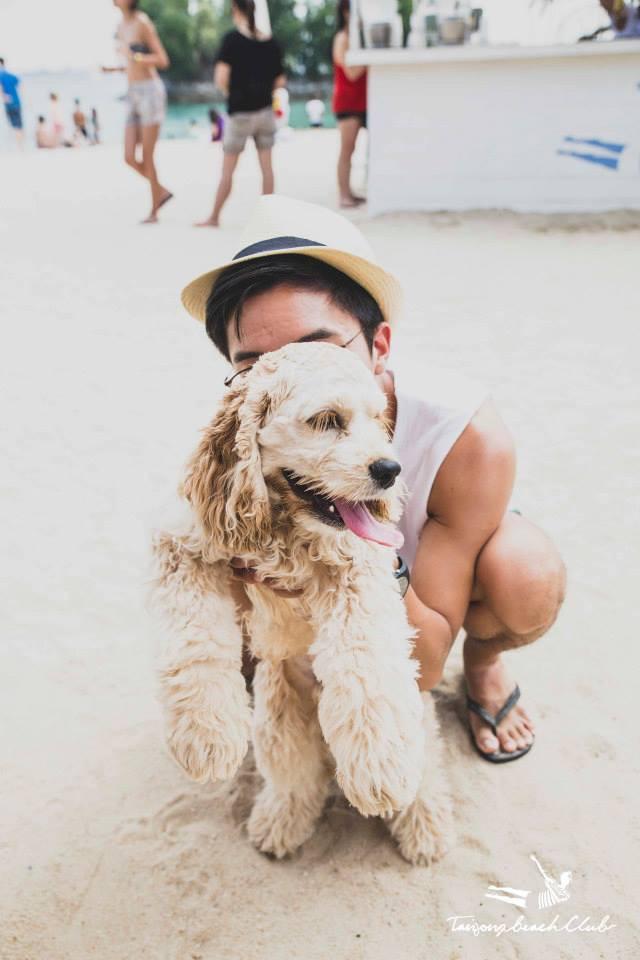 Kane Ian @ Animal Lovers League Adoption Drive - Tanjong Beach Club (Sept 27th) 29