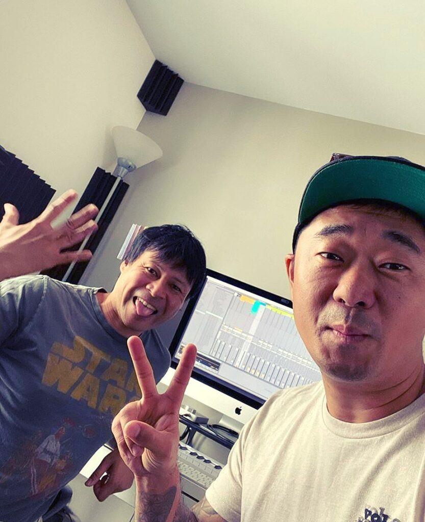 Terry Jasinto & TOKITA - Dustpan Recordings