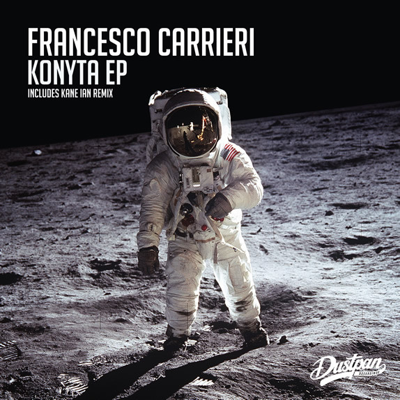 Francesco Carrieri - Konyta EP - Dustpan Recordings Web