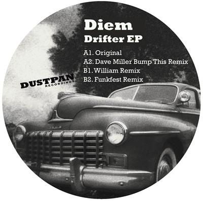 Diem Drifter Dustpan