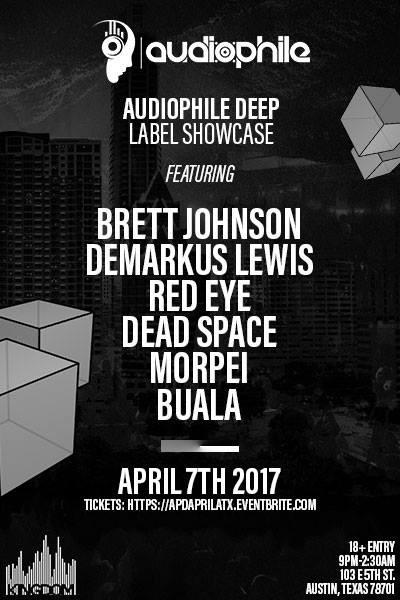 Audiophile Deep Label Showcase Feat. Demarkus Lewis