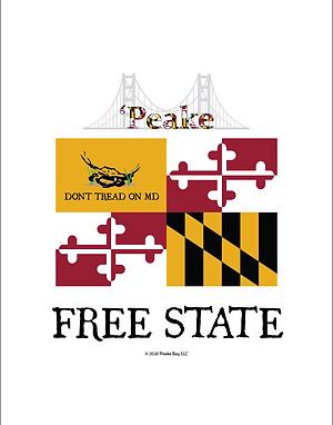 Men's T-shirts Free State