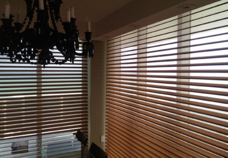 Ocean Sheer Blinds Residential