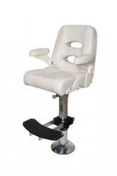 Bolster Helm Chair