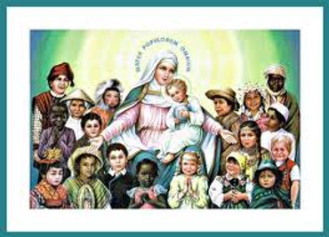 blessed-mother-with-her-children-model-of-love-and-mercy-perfect-model-of-motherhood-pamphlets-to-inspire