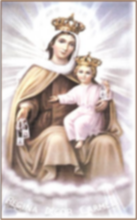July 16th - Feast of Our Lady of Mount Carmel and the Brown Scapular
