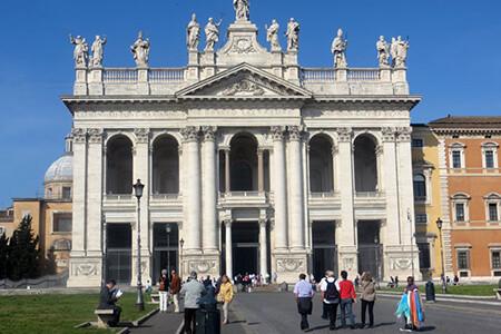 Saint John Lateran Church| Pamphlets To Inspire