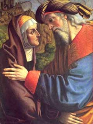 Saints Joachim and Anne, Parents of the Blessed Virgin Mary| Pamphlets to Inspire