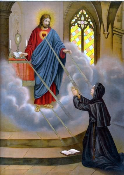 Saint Margaret Mary Alacoque| Pamphlets To Inspire