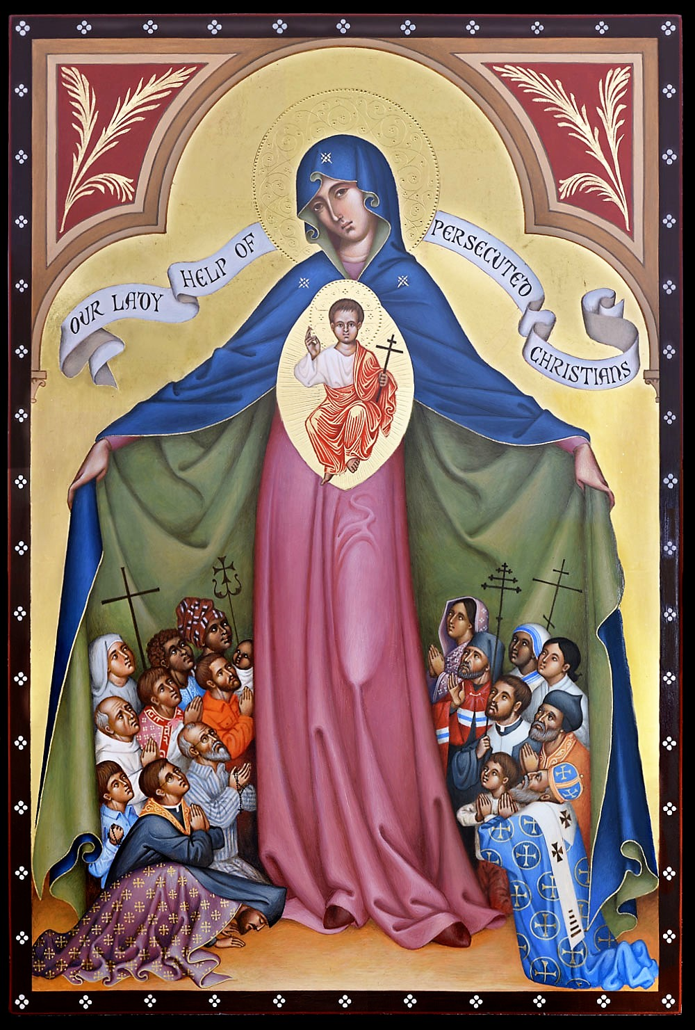 Our Lady Help of Persecuted Christians | Pamphlets To Inspire