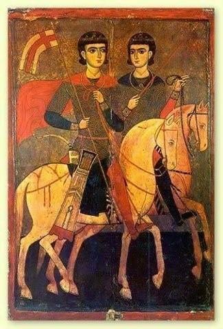 Saints Nereus and Achilleus  Pamphlets To Inspire