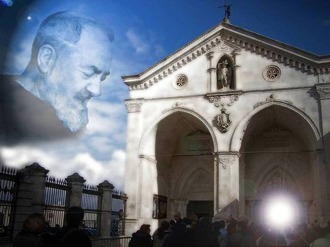 padre-pio-in-heaven-looking-down-upon-saint-michael-church-where-padre-pio-recommended-sinners-pay-a-visit-and-ask-for-his-protection-pamphlets-to-inspire