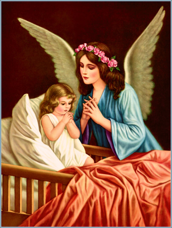 Story about Our Guardian Angels. Feast celebrated in the month of October.