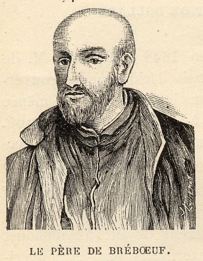 St Jean de Brebeuf| Pamphlets To Inspire
