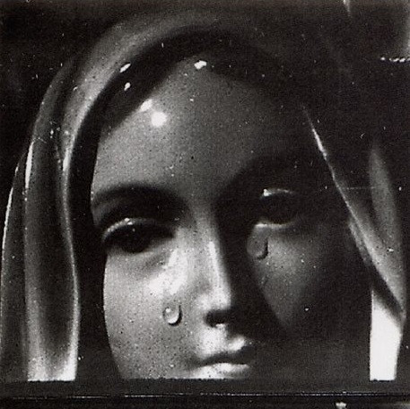 Weeping Madonna of Syracuse Sicily, 1953| Pamphlets To Inspire