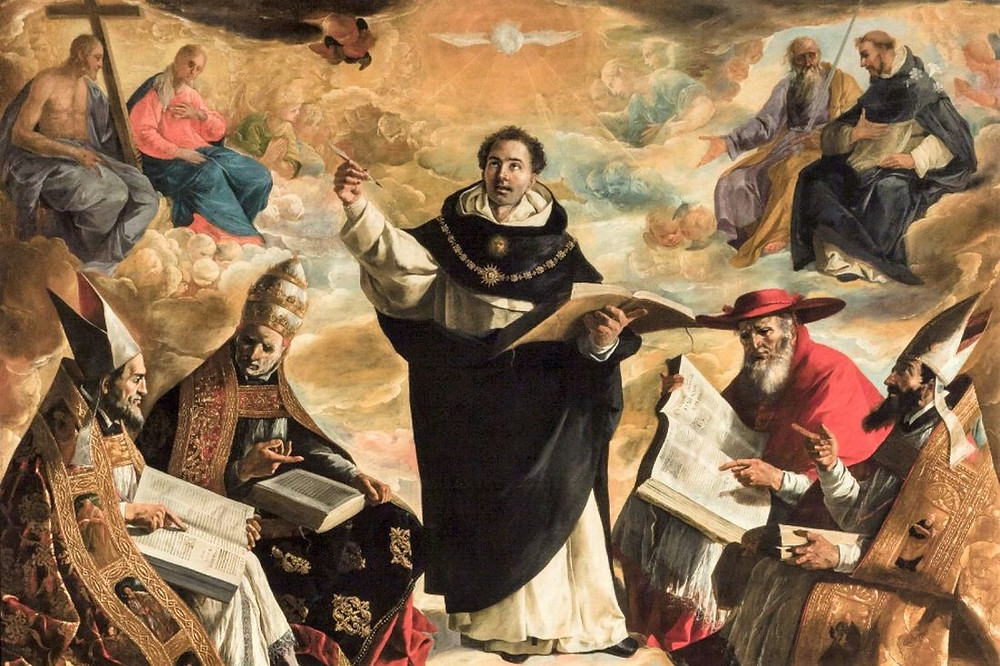 Saint Thomas Aquinas| Pamphlets To Inspire